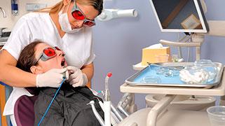 clareamento dental led