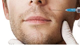 como evitar bigode chinês