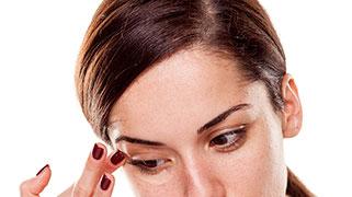 Como tirar olheiras do rosto