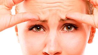 expressões do rosto