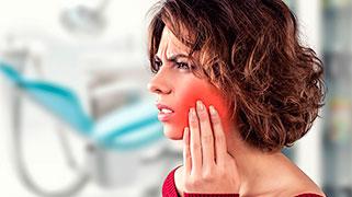 nevralgia dentária sintomas