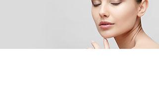 Tratamento estético para bigode chinês