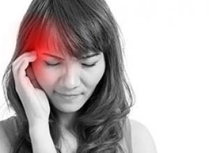 dor de cabeça atm